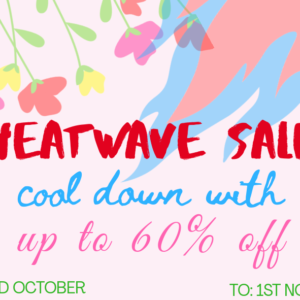 HEATWAVE SALE